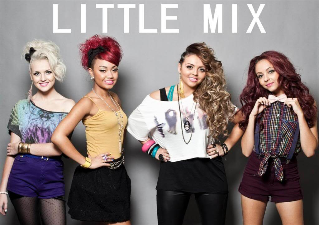 "كلمات اغنيه shout out to my ex "" Little Mix "" 2016"